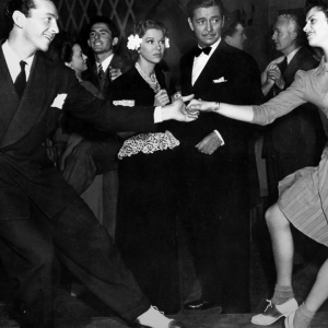 Vintage Dancers